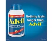 Thuốc Giảm Đau Advil® Ibuprofen 200mg