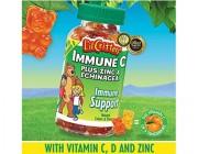 Kẹo Gấu Dẻo Lil Critters Immune C Gummy Bears
